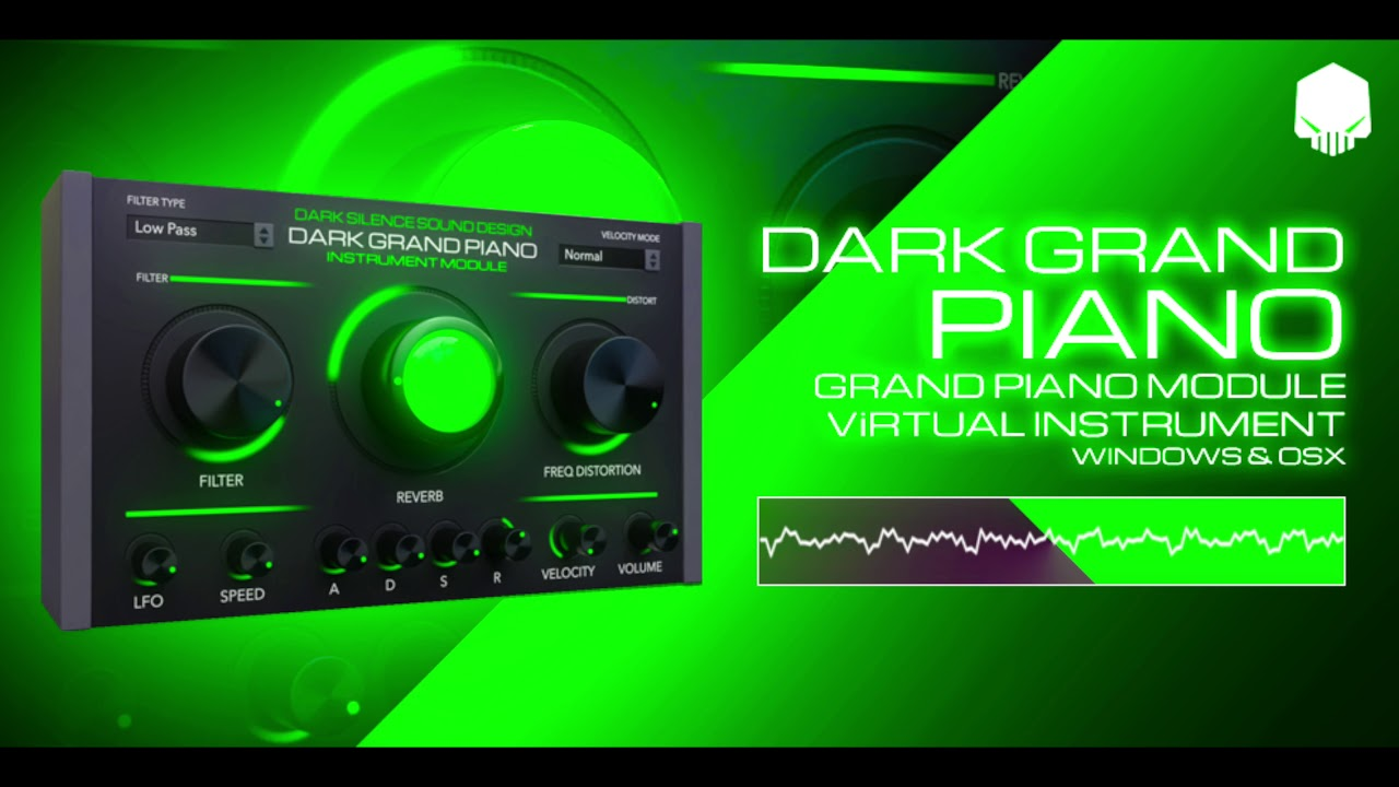 Video related to Dark Grand Piano VST