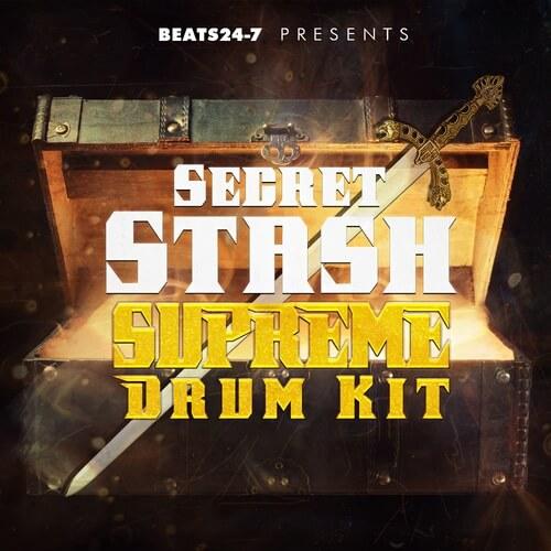 Secret Stash Supreme Drum Kit
