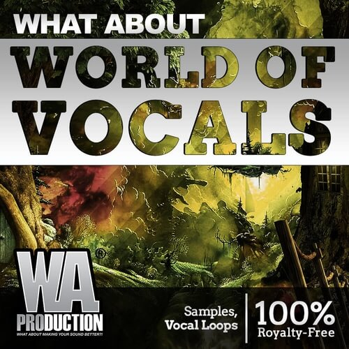 What About: World Of Vocals