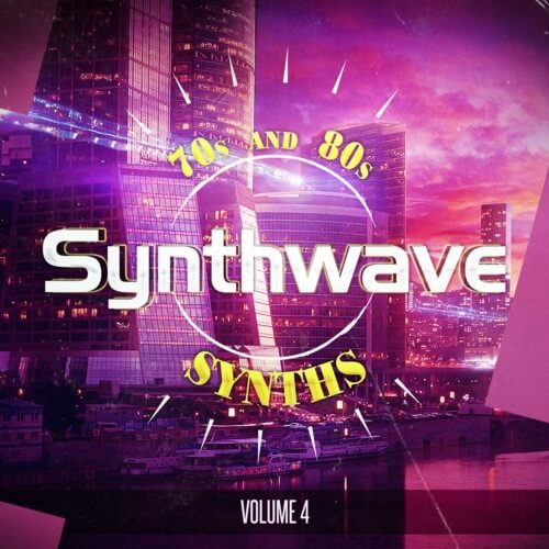 70s and 80s Synths Volume 4: Synthwave