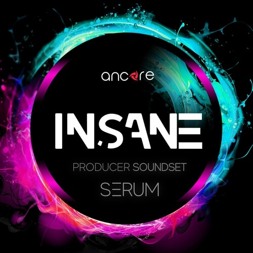 INSANE Serum Soundset