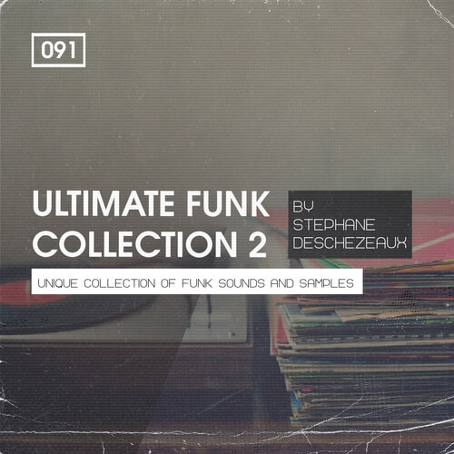 Ultimate Funk Collection 2 by S.Deschezeaux