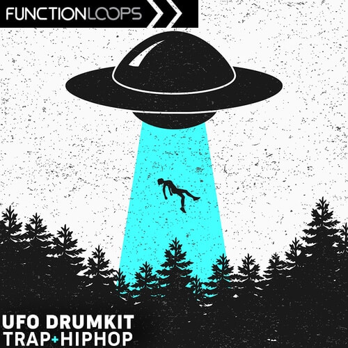 UFO Drumkit: Trap & Hip-Hop