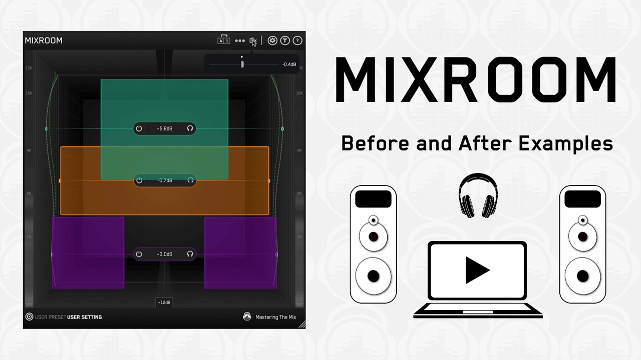 Video related to MIXROOM