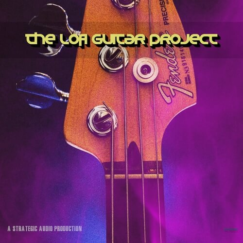 The Lofi Guitar Project