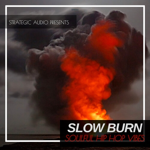 Slow Burn: Soulful Hip Hop Vibes