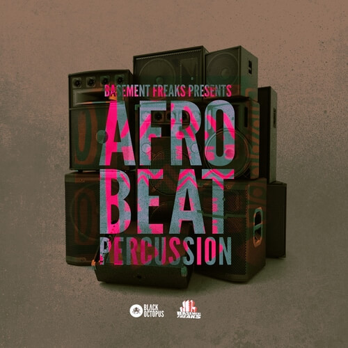 Afrobeat Percussion by Basement Freaks