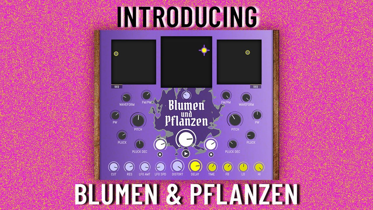 Video related to Blumen und Pflanzen