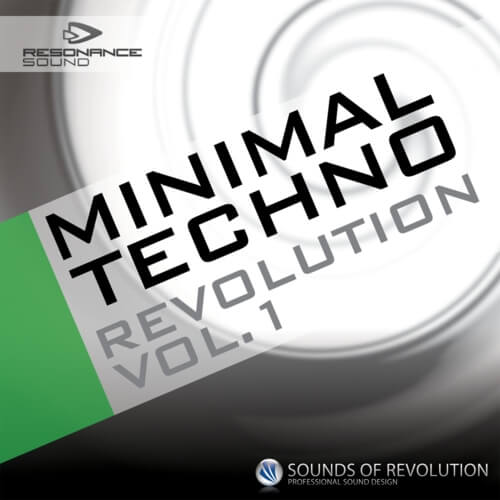 SOR – Minimal Techno Revolution Vol.1