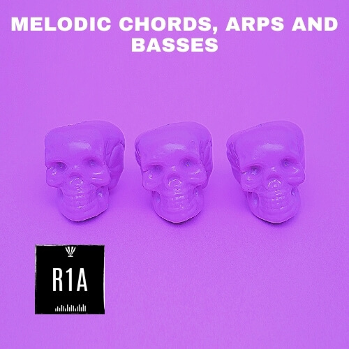 Melodic Chords, Arps and Basses