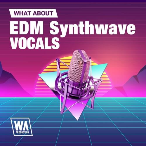What About: EDM Synthwave Vocals