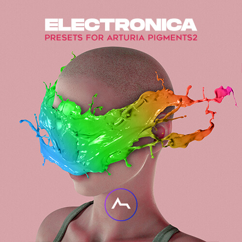 Electronica for Arturia Pigments2