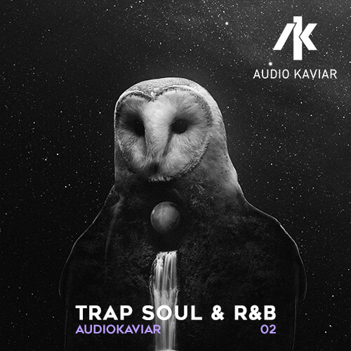 AudioKaviar 02: Trap Soul & R&B for Ableton Live 10