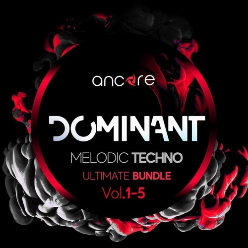 DOMINANT Melodic Techno Bundle Vol. 1-5