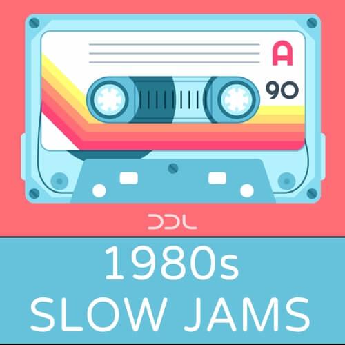 1980s Slow Jams