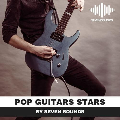 Pop Guitars Stars