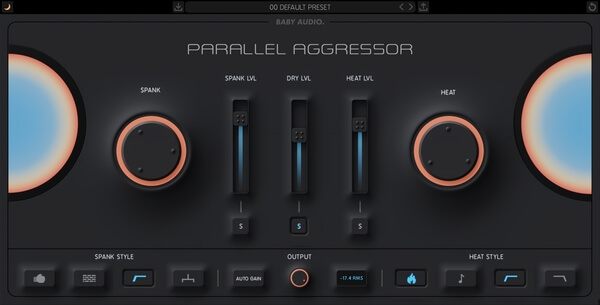 Parallel Aggressor - ADSR