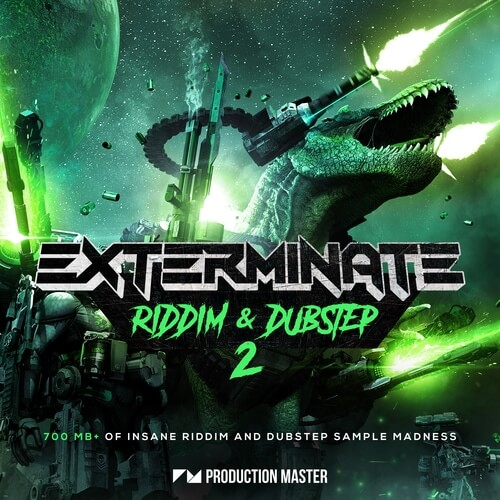 Exterminate 2 – Riddim & Dubstep