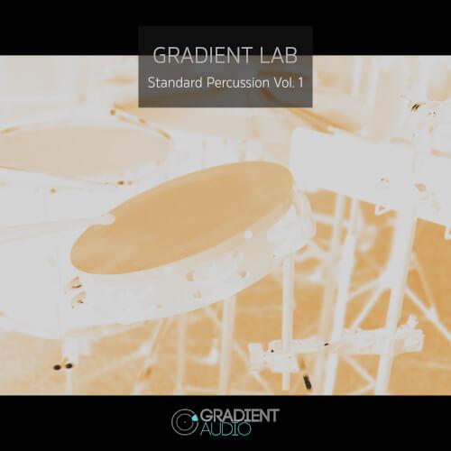 Gradient Lab Presents: Standard Percussion Vol. 1