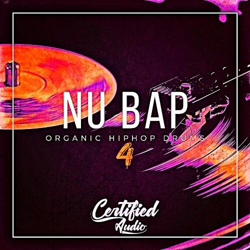 Nu Bap Organic Hip Hop Drums 4