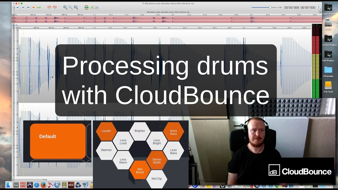 Video related to CloudBounce