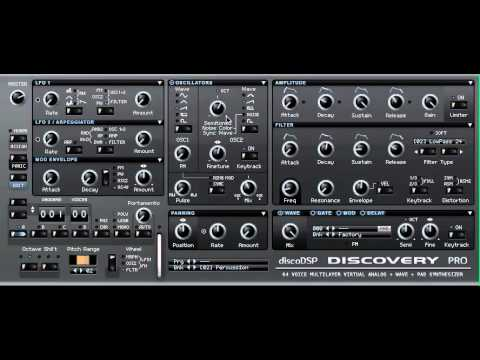 Video related to Discovery Pro