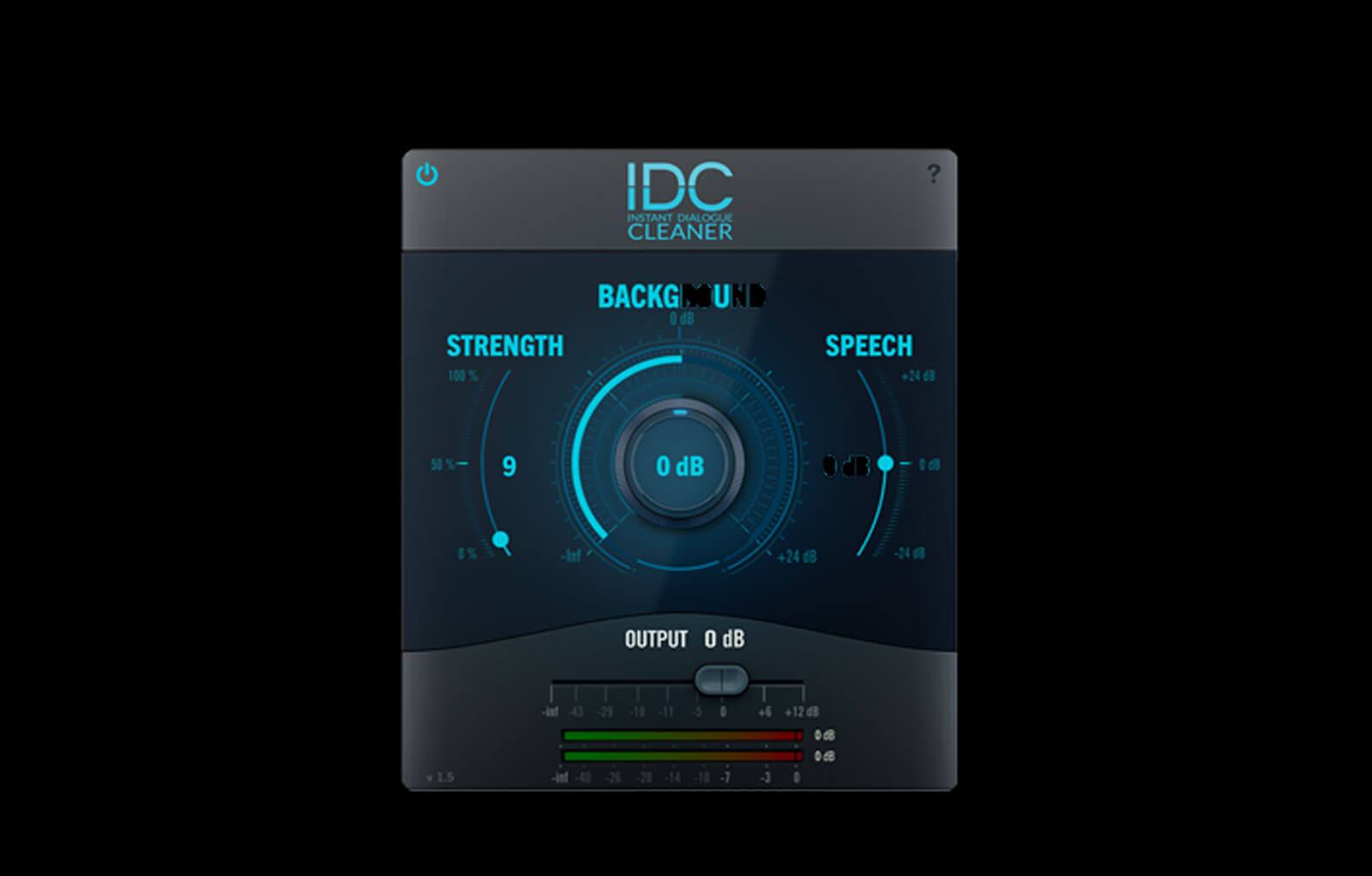 IDC: Instant Dialogue Cleaner