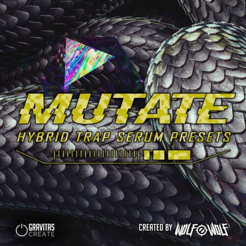 Mutate - Hybrid Trap Serum Presets