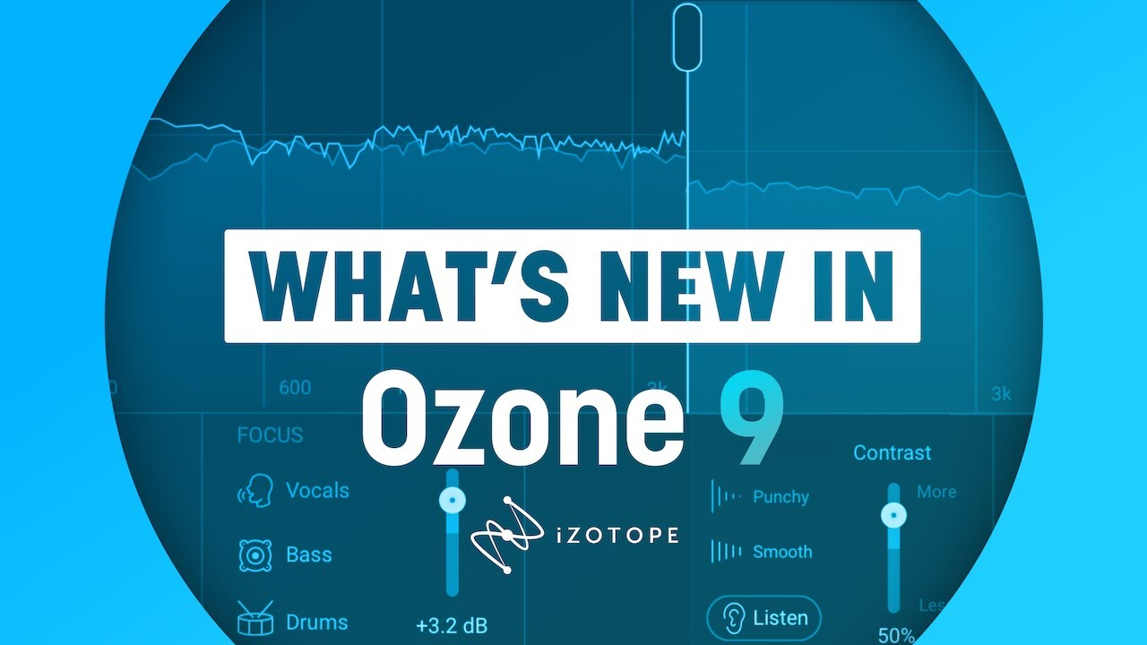 Video related to Ozone 9 Standard