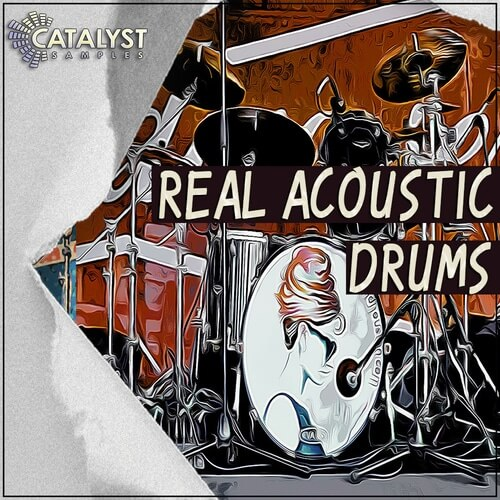 Real Acoustic Drums