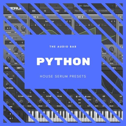 Python XFER Serum Presets