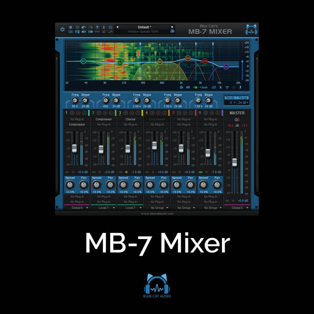 Video related to MB-7 Mixer