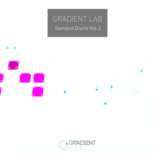 Gradient Lab Standard Drums Vol. 2