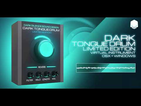 Video related to Dark Tongue Drum LE