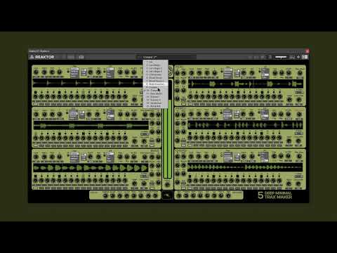 Video related to Deep Minimal Trax Maker 5