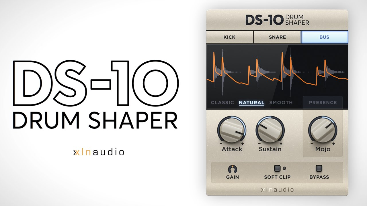 Video related to DS-10 Drum Shaper