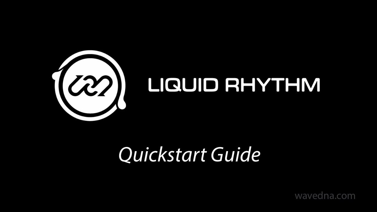 Video related to Liquid Music & Liquid Rhythm Bundle