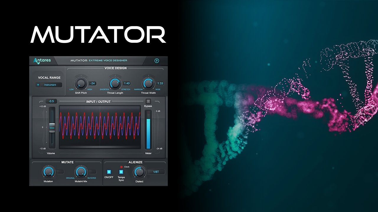 Video related to MUTATOR
