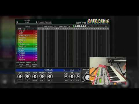 Video related to Effectrix