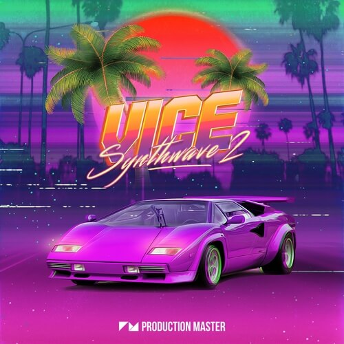 Vice 2 - Synthwave
