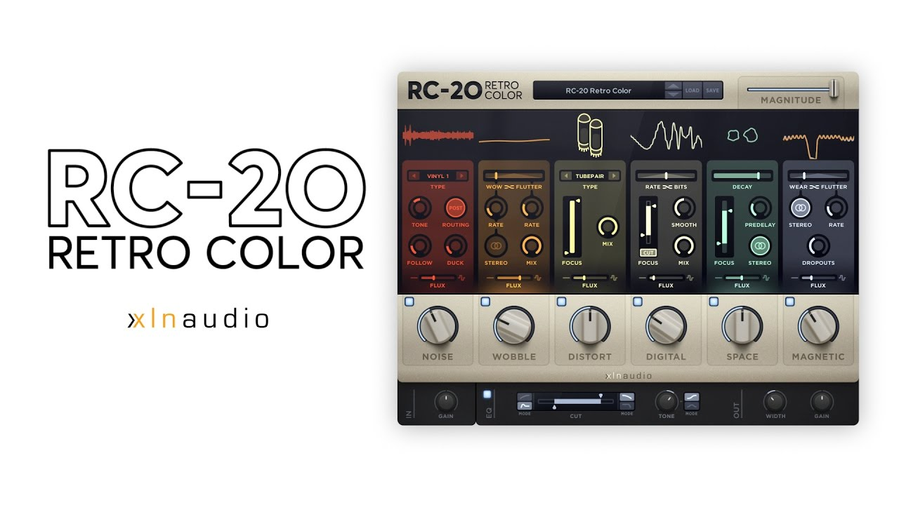 Video related to RC-20 Retro Color