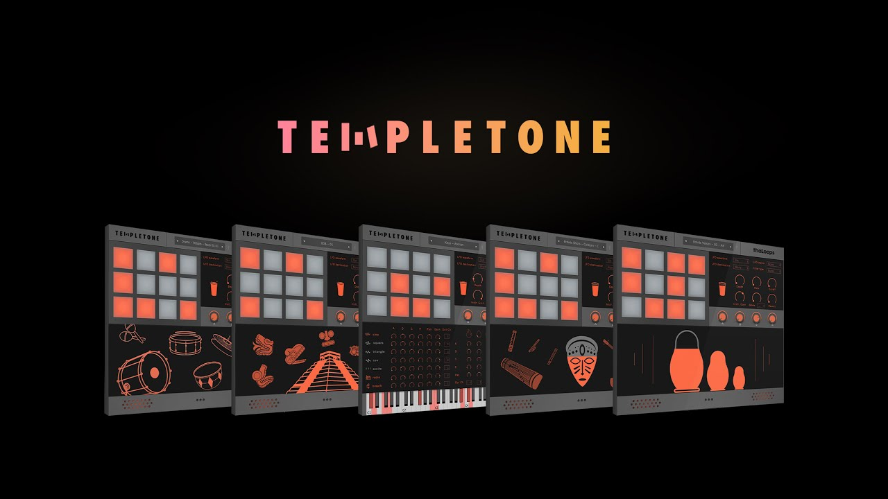 Video related to Templetone