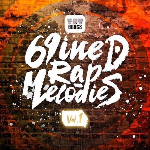 69iNED Rap Melodies Vol.1