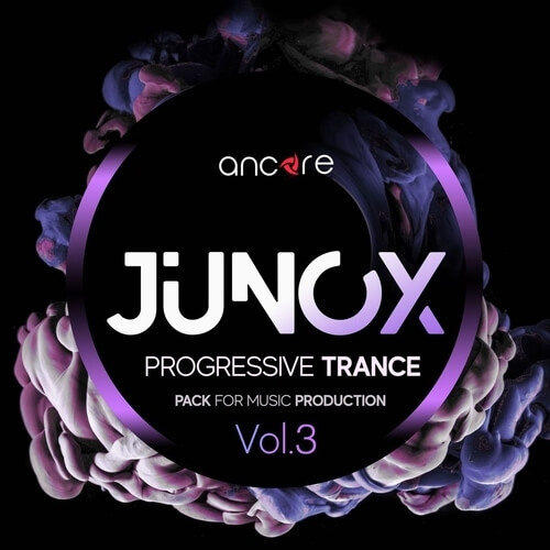 JUNOX Trance Producer Pack Vol.3
