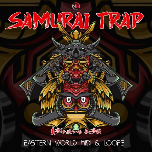 Samurai Trap - MIDI Pack