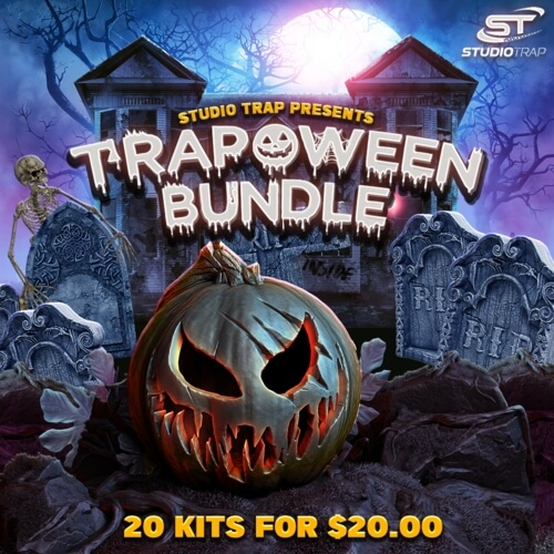 TrapOWeen Bundle - 90 Construction Kits