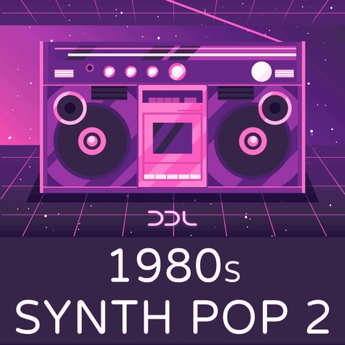 1980s Synth Pop 2