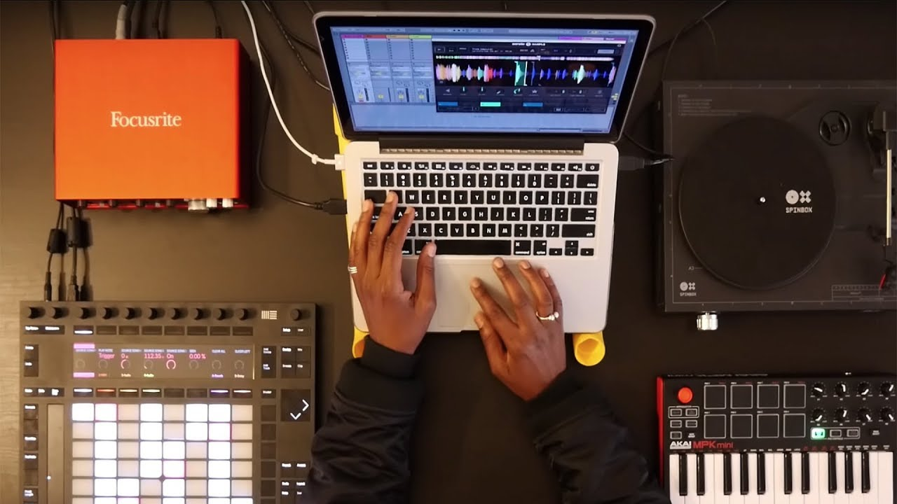Video related to Serato Sample