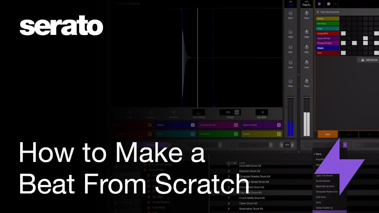 Video related to Serato Studio