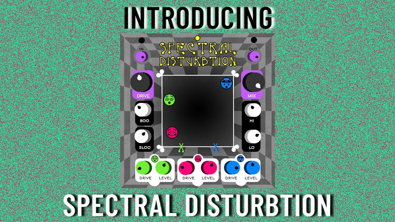 Video related to Spectral Disturbtion